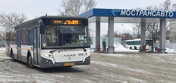 Расписание движения автобусов г.о. Дубна с 4 февраля 2019